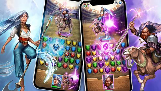 Empires & Puzzles: Эпичная головоломка скриншот 6