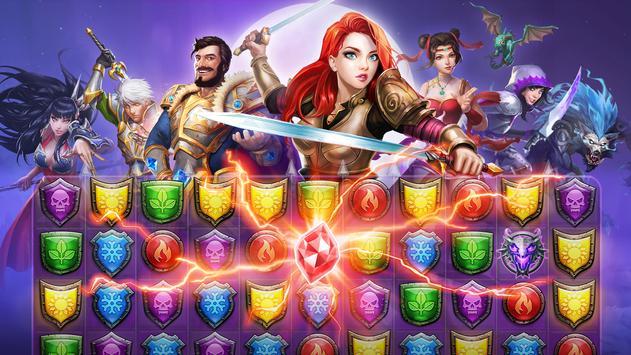 Empires & Puzzles: Эпичная головоломка скриншот 7