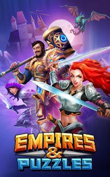 Empires & Puzzles: Эпичная головоломка скриншот 12