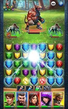 Empires & Puzzles: Эпичная головоломка скриншот 13