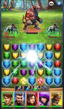 Empires & Puzzles: Эпичная головоломка скриншот 20