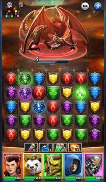 Empires & Puzzles: Эпичная головоломка скриншот 21