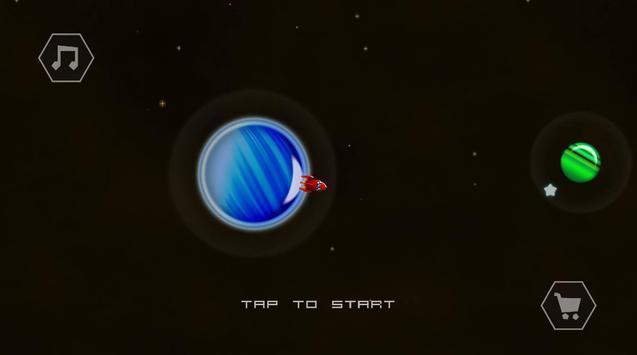 Spacefunl Arcade Game – Space xtreme gravity🚀🚀 screenshot 3