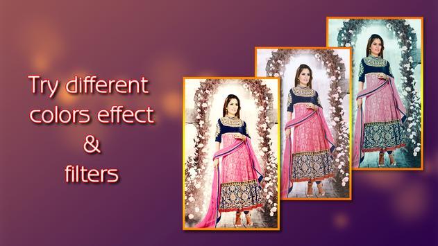 Girls Dress Photo Editor: Fashion, Style screenshot 4