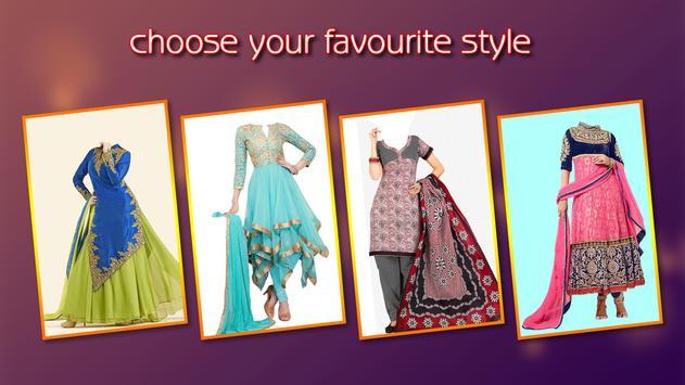 Girls Dress Photo Editor: Fashion, Style screenshot 5