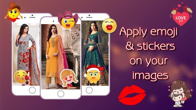 Girls Dress Photo Editor: Fashion, Style poster