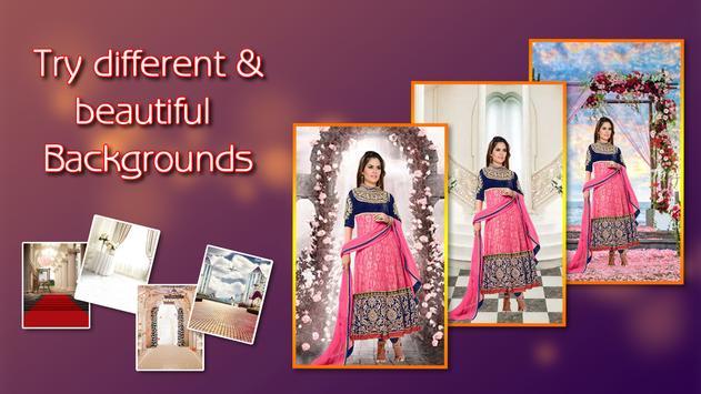 Girls Dress Photo Editor: Fashion, Style screenshot 1