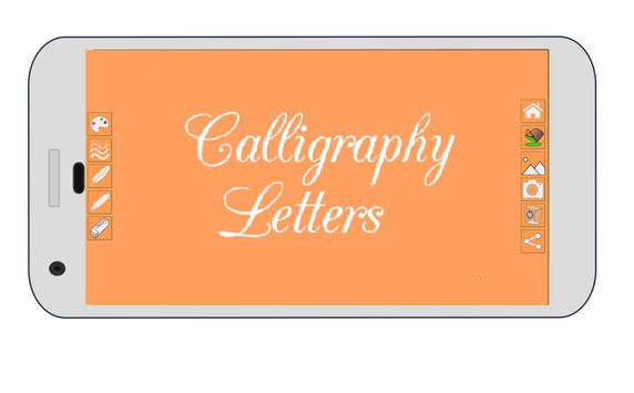 Calligraphy alphabet screenshot 3