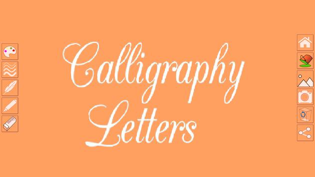 Calligraphy alphabet screenshot 7