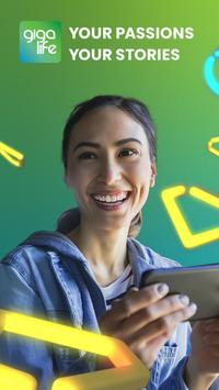 GigaLife Poster