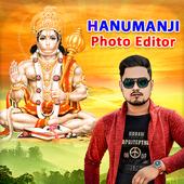 Hanumanji Photo Editor icon
