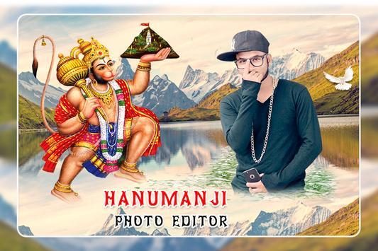 Hanumanji Photo Editor screenshot 7