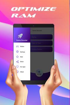 Game Booster - Free Accelerator imagem de tela 16