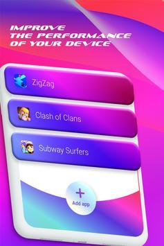 Game Booster - Free Accelerator imagem de tela 8