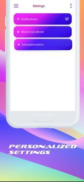 Game Booster - Free Accelerator imagem de tela 7