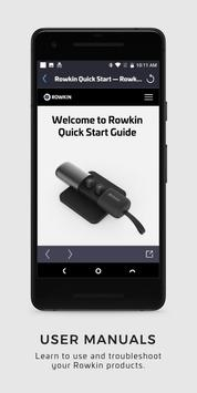 Rowkin screenshot 5