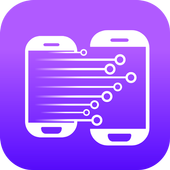 Smart switch: Transfer Data, Copy all data icon