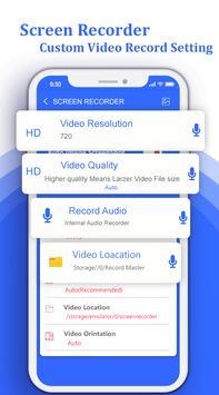 Screen Recorder   HD Video Record, Capture, Edit screenshot 3