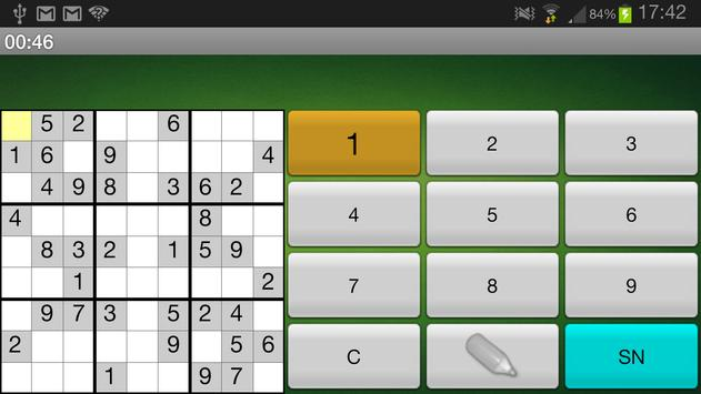 Sudoku free screenshot 12