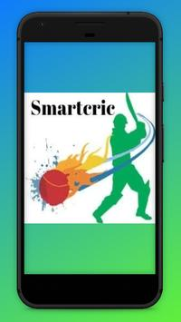 Smartcric Live poster