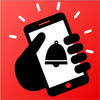 Don't touch my phone: Anti-Theft Motion Alarm app أيقونة