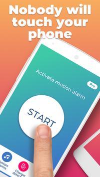 Don't touch my phone™: Anti-Theft phone alarm app screenshot 13