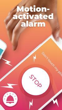 Don't touch my phone™: Anti-Theft phone alarm app screenshot 2