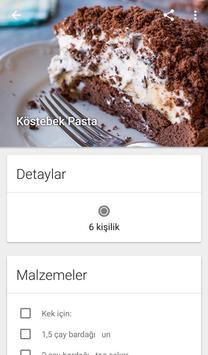 İnternetsiz Pasta Tarifleri screenshot 2