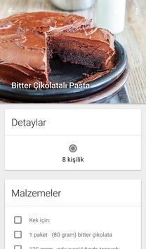 İnternetsiz Pasta Tarifleri screenshot 5