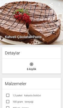 İnternetsiz Pasta Tarifleri screenshot 6