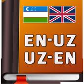 English-Uzbek Dictionary icon
