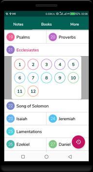 Smart Bible screenshot 1