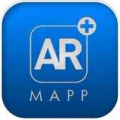 AR MApp icon