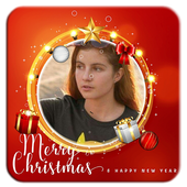 Frames Maker Christmas Photo : Picture Editor 2019 icon