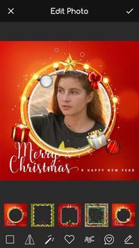 Frames Maker Christmas Photo : Picture Editor 2019 screenshot 3