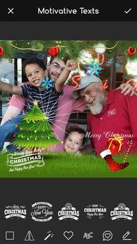 Frames Maker Christmas Photo : Picture Editor 2019 poster