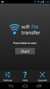 WiFi File Transfer Plakat