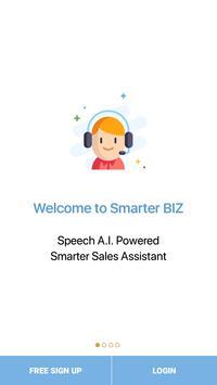 Smarter BIZ 海报