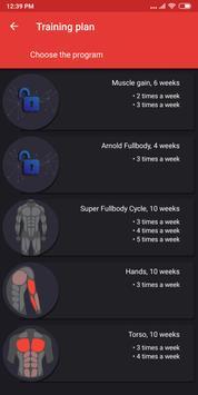 Gym Workout Plan for Weight Training screenshot 4