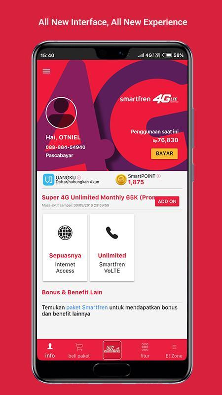 Mysmartfren 4g Internet Champion For Android Apk Download