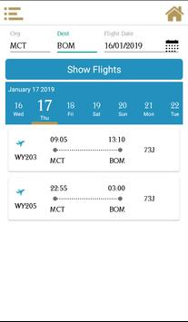 Oman Air Cargo screenshot 2