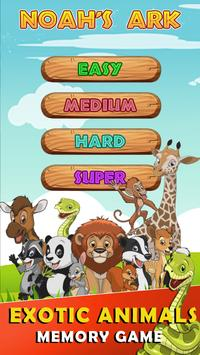 Memory game animals screenshot 7