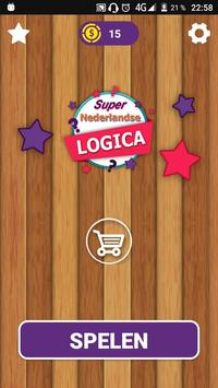 Nederlandse Logica poster