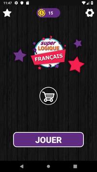 Super logique française screenshot 4