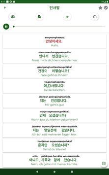 Koreanisch lernen Screenshot 18