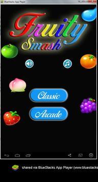 Fruity Smash 2019 poster