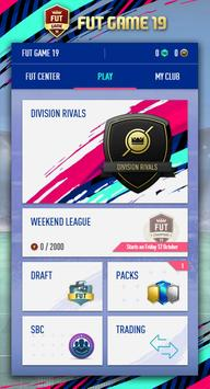 FUT Game 19 - Draft and Pack Opener poster