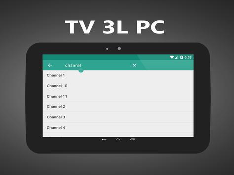 TV 3L PC screenshot 6