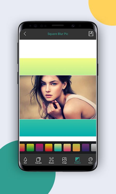 Square Blur Pic for Android - APK Download