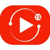 T13 Video icon